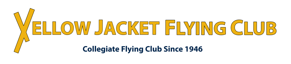 Yellow Jacket Flying Club Logo